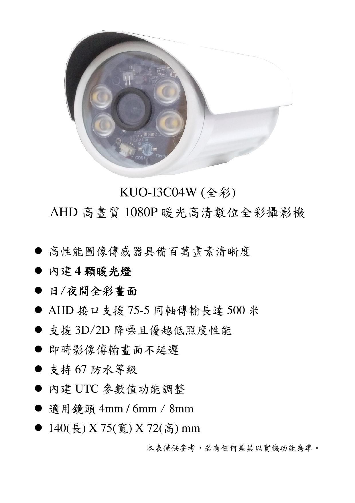 KUO-I3C04W(全彩)